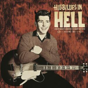 Hillbillies In Hell Volume 2 lp (Iron Mountain Analogue Research