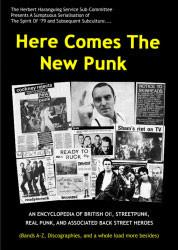 Here Comes the New Punk by Tim Fox & Martin Inglis book