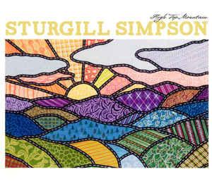 Sturgill Simpson - High Top Mountain lp (High Top)