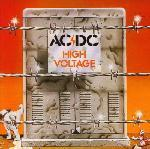 AC/DC - High Voltage AUSSIE version lp (No Label)