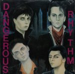 Dangerous Rhythm - s/t lp (Hip 70 Mexico)