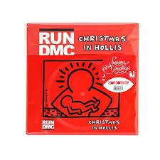 "Run DMC - Christmas In Hollis 7"" (Profile/Traffic/Get On Down)"