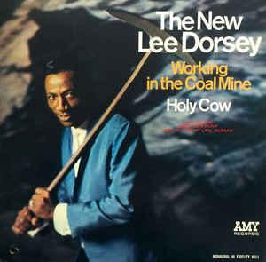 Lee Dorsey - Working In The Coal Mine lp (Amy)