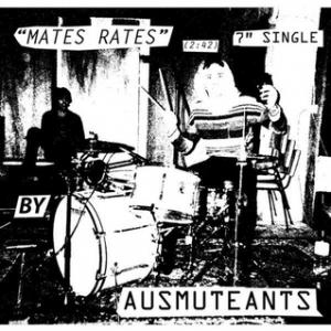 "Ausmuteants - Echo Beach 7"" (Hozac)"