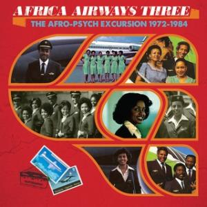 Africa Airways Three - 1972-1984 lp (AFrica 7)