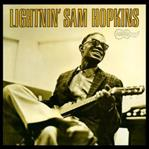 Lightnin' Sam Hopkins - s/t lp (Arhoolie)