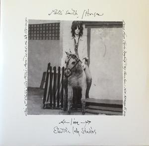 Patti Smith - Horses Live Electric Lady Studios dbl lp