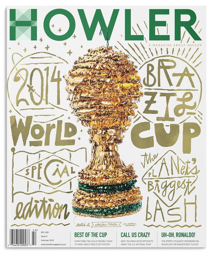 Howler - A Magazine About Soccer - Issue 5