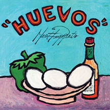 Meat Puppets - Huevos lp (MVD AUDIO)