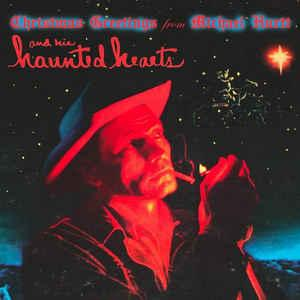 "Michael Hurtt & His Haunted Hearts - Christmas Greetings 7"" ep"