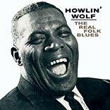 Howlin' Wolf - The Real Folk Blues lp (DOL)