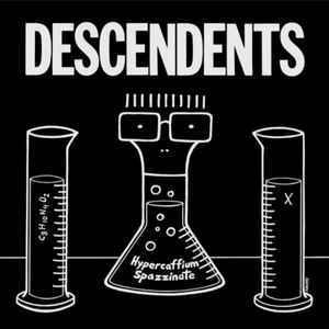 Descendents - Hypercaffium Spazzinate lp (Epitaph)