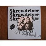 "Skrewdriver - All Skrewed Up lp (""CHISWICK"")"