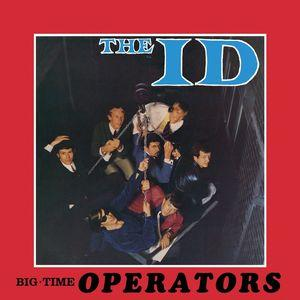 The Id - Big Time Operators lp (Blank Recording Co)