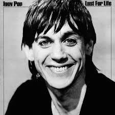 Iggy Pop - Lust For Life LP (4 Men with Beards)