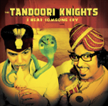 "Tandoori Knights - I Hear Someone Cry 7"" (Norton)"