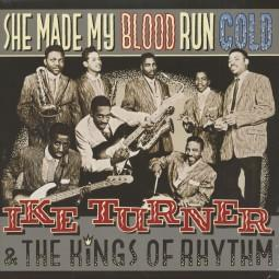 ike Turner - She Made My Blood Run Cold lp (Southern Routes)