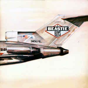 Beastie Boys - Licensed To Ill lp (Def Jam)