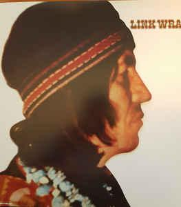Link Wray - s/t lp (Future Days)