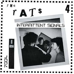 Rats, The - Intermittent Signals lp (Mississippi Records)
