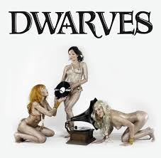 Dwarves - The Dwarves Invented Rock & Roll lp (Recess)
