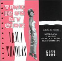 Irma Thomas - Time Is On My Side cd (Kent UK)