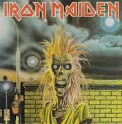 Iron Maiden - s/t lp (BMG)