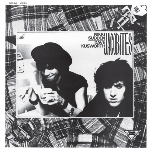 NIkki Sudden / Dave Kusworth - Jacobites lp (Numero)
