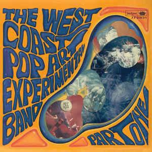 West Coast Pop Art Experimental Band - Part One lp (Jackpot)