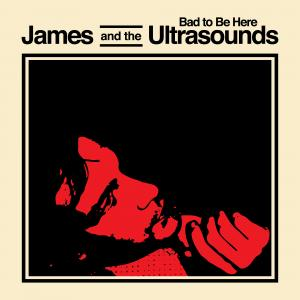 James and the Ultrasounds - Bad To Be Here lp (Madjack)