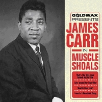 "James Carr - In Muscle Shoals 7"" (Ace/Kent UK)"