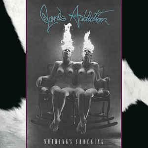 Jane's Addiction - Nothing's Shocking lp (WB/Rhino)