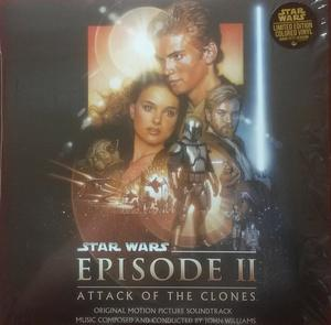 John Williams - Attack of The Clones lp (Sony)