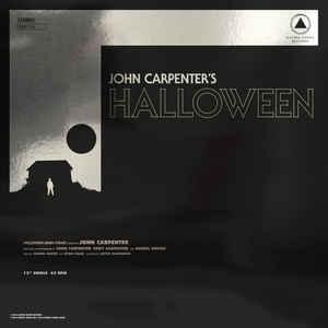 "John Carpenter - Halloween / Escape From New York 12"" (SBR)"
