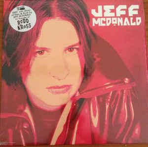 Jeff McDonald - s/t lp (Bang!)