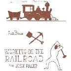 "Jesse Fuller - Working on the Railroad 10"" (Mississippi Records)"