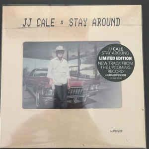"J.J. Cale - Stay Around 7"" [Because Music]"