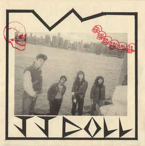 "JJ Doll - s/t 7"" (Katorga Works)"