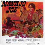 Ennio Morricone - Navajo Joe OST lp (United Artists)