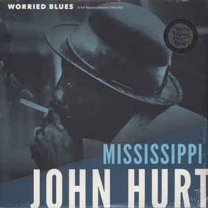 Mississippi John Hurt - Worried Blues lp (Fat Possum)