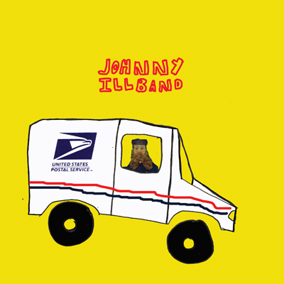 "Johnny Ill Band - Post Office 7"" (Dusty Medical Records)"