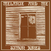 Simon Jones - Melanie and Me lp (Strawberry Rain Records)