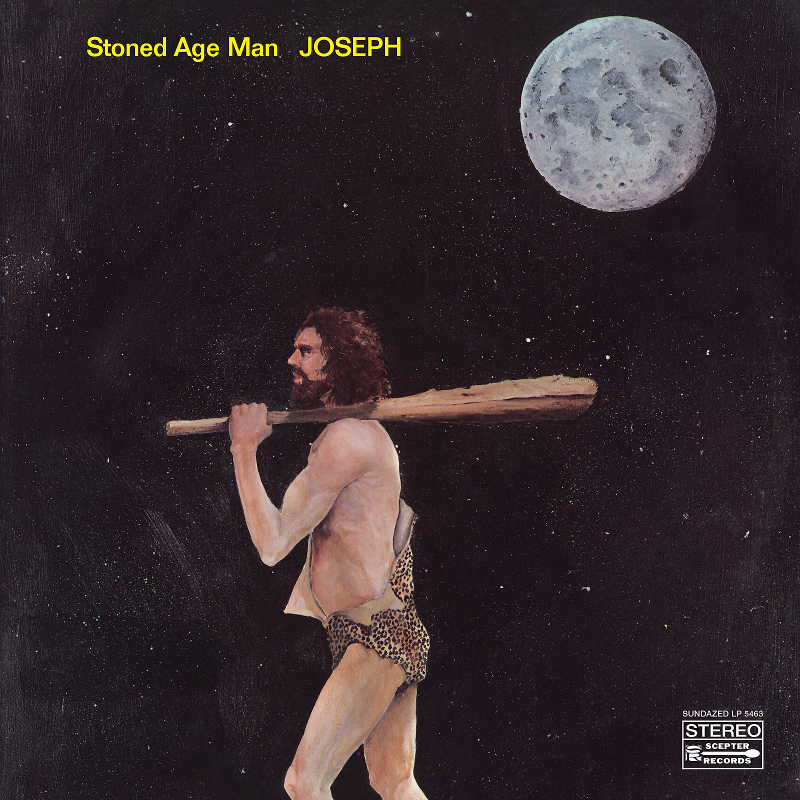 Joseph - Stoned Age Man lp (Sundazed)