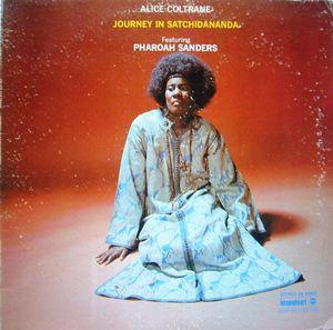 Alice Coltrane - Journey In Satchidananda lp (Impulse)