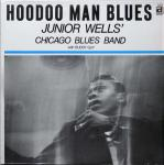 Junior Wells - Hoodoo Man Blues lp (Delmark Records)