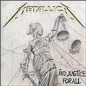 Metallica - ...And Justice For All lp (Warner Bros)
