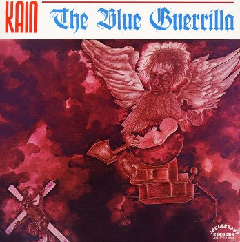 "Kain - The Blue Guerilla lp (""Juggernaut"")"