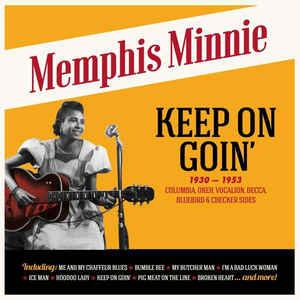Memphis Minnie - Keep On Goin' lp (Vinyl Lovers)