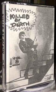 Killed By Death #8 cassette (Redrum)