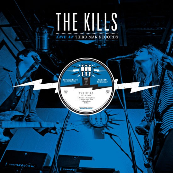 Kills - Live At Third Man lp (Third Man)